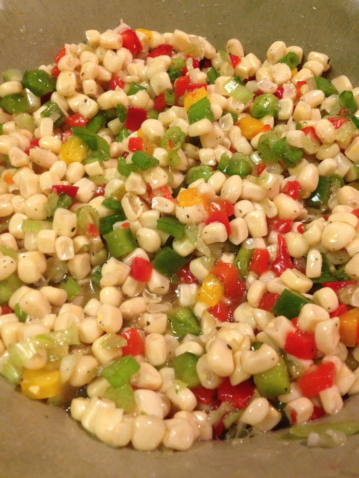 Susie's Shoepeg Corn Salad