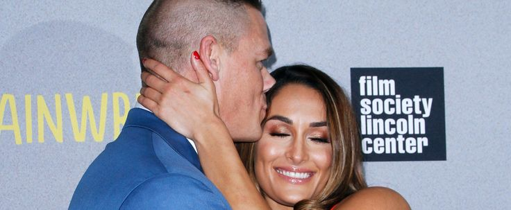 47 Photos of John Cena and Nikki Bella's Over-the-Top Romance