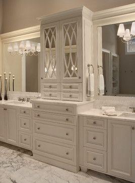 Custom Home Master Suite - traditional - Bathroom - Orlando - Osprey Custom Homes