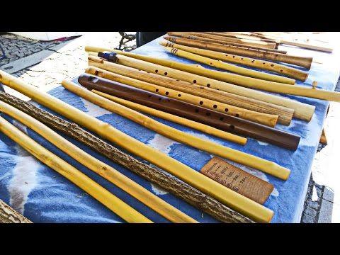 Флейты. Ручная работа