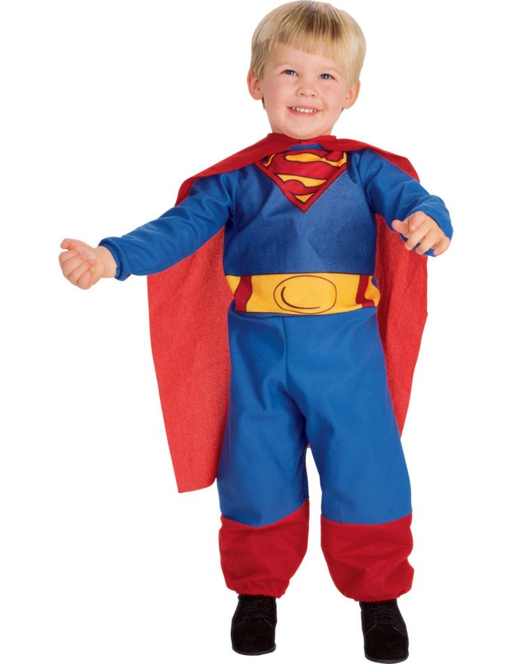 Soft & Cuddly Superman Super Hero