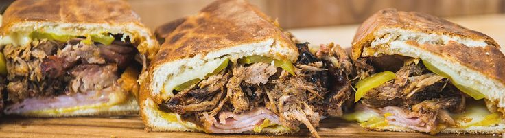 BBQ Pulled Pork Cubano Recipe | Traeger Wood Fired Grills