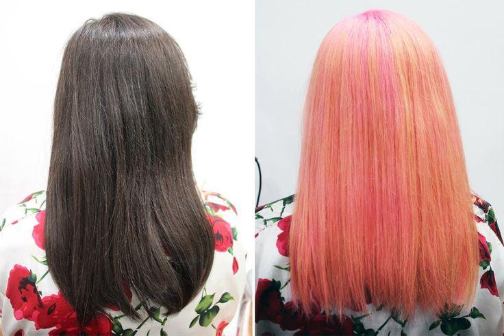 Pelo rosa, Candy Hair: El nuevo rubio se posiciona. La estilista capilar Alma Luzón asegura que la demanda se ha disparado