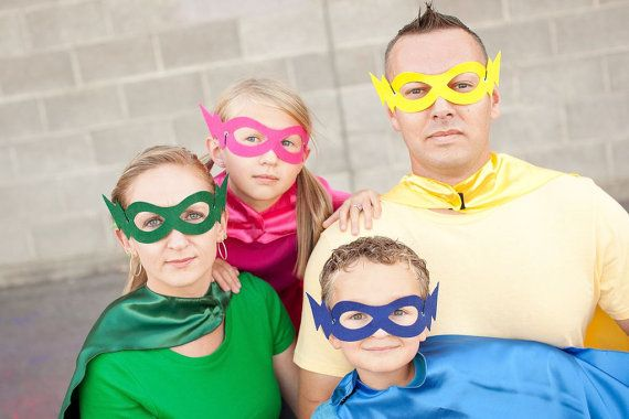 Best selling SUPER HERO MASK 8 colorsone size by superkidcapes, $4.50