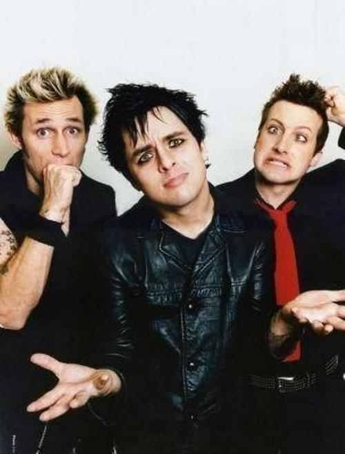 Guise there's something wrong with green day xD
