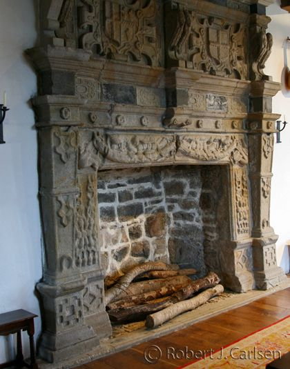 187 best Ornate Fireplace Screens & Mantels images on Pinterest ...