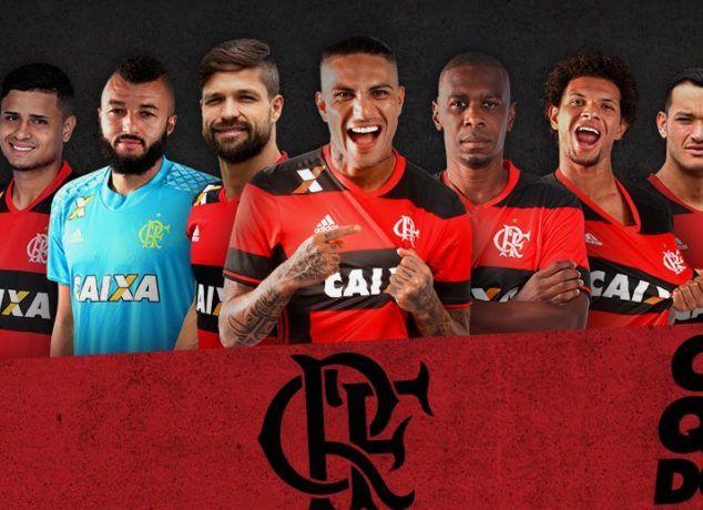 Veja a provável escalação de Flamengo x Ponte Preta