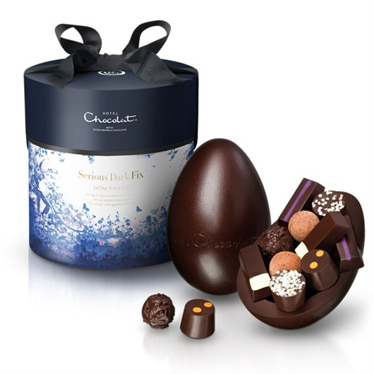 69 best gluten free easter images on pinterest kitchens recipes half half ostrich easter egg large easter eggs by hotel chocolat negle Image collections
