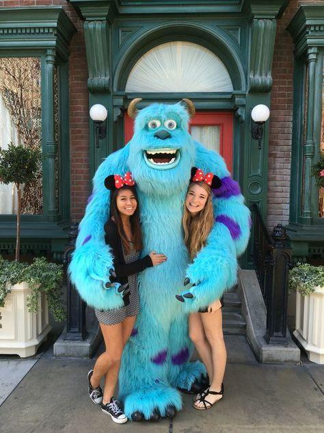 +10 fotitos en los parques de Disney (Instagram:@lostruquitosdeellas)