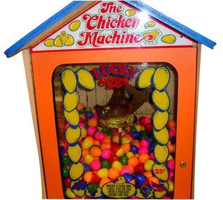 The Chicken Machine.....forgot about these!!!