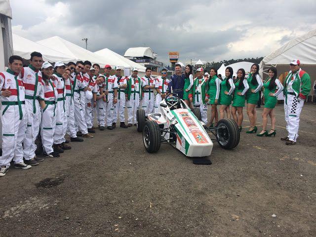 """Una Escuderia con integrantes que ponen el alma para ser los mejores """"Escuderia CIMM RACING TEAM Regional Boyaca"""""""