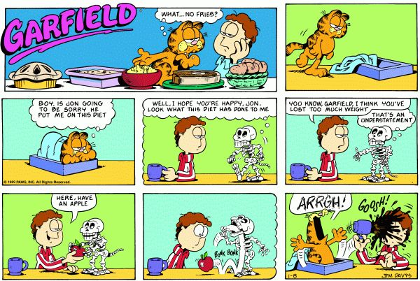 Garfield comics yahoo search results memories of my - Funny garfield pics ...