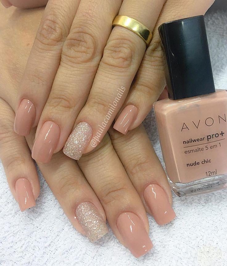 "594 Me gusta, 4 comentarios - Paula Camilo (@paulacamilonails) en Instagram: ""Nude Ricooooo!!!!!#rumoaos10k #paulacamilonails #fibradevidro #nailart #lovenails #nails #beauty…"""