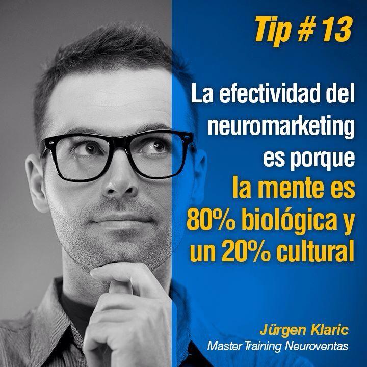 Ultimo tip!! 13 tips de #Neuroventas de Jürgen Klaric.