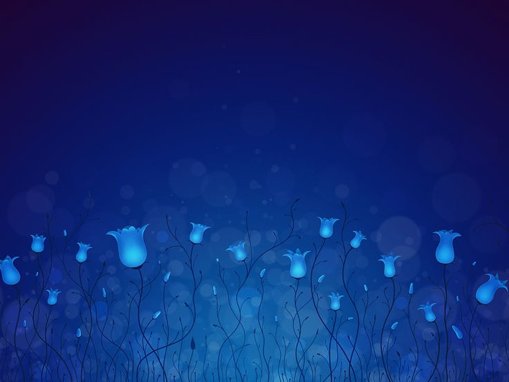Bluebells (Color 4) (Обои)