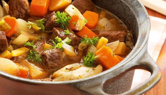 Siiderinen lihapata - K-ruoka