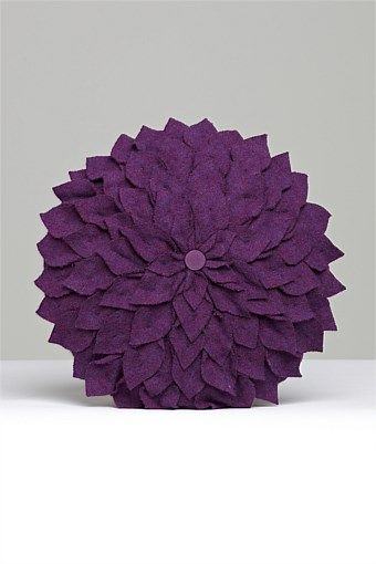 Home Decor - Ash petals cushion