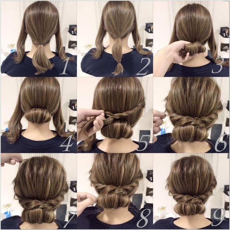 Groovy The 25 Best Ideas About Easy Party Hairstyles On Pinterest Pony Hairstyles For Men Maxibearus