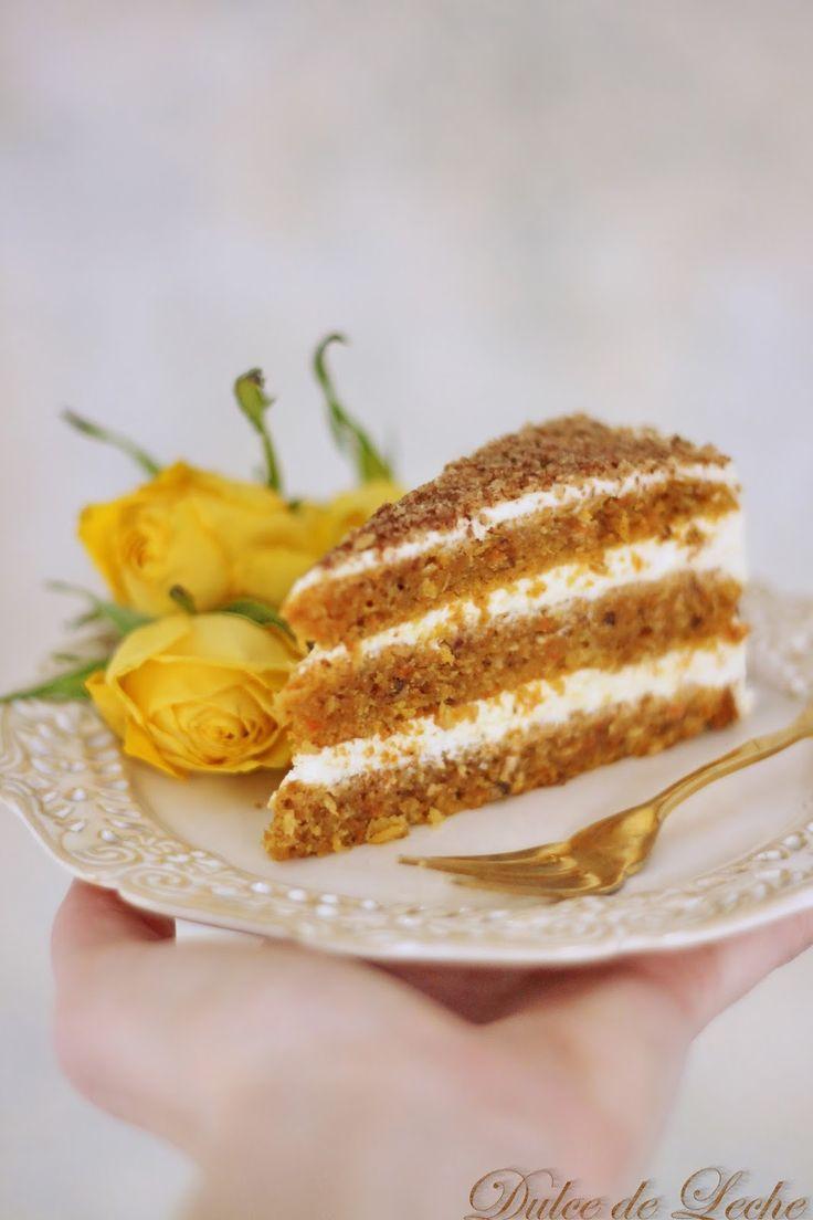 Dulce de Leche: Najšťavnatejšia mrkvová torta