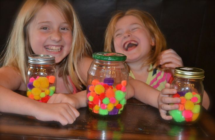 The Warm Fuzzy Jars--A Simple Tool for a More Positive Home #handsfreemama