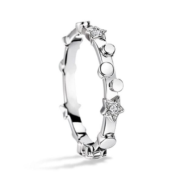 コメット ダムール リング - CHANEL(シャネル)の結婚指輪(マリッジリング)