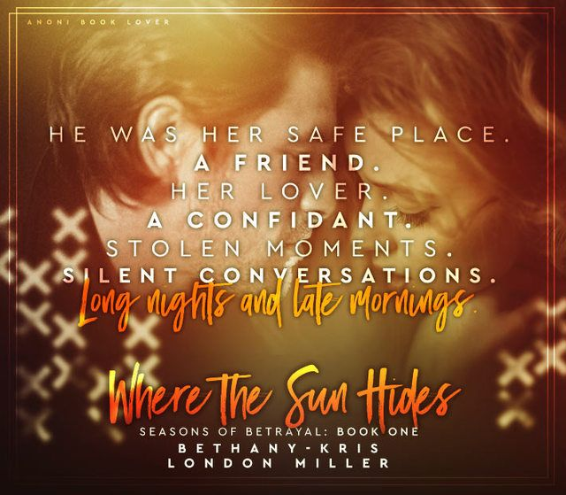 Image result for where the sun hides by bethany kris