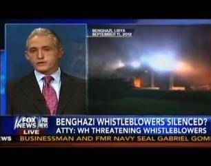 FLASH: Liberals Threaten to ... Trey Gowdy for Leading Benghazi Investigation