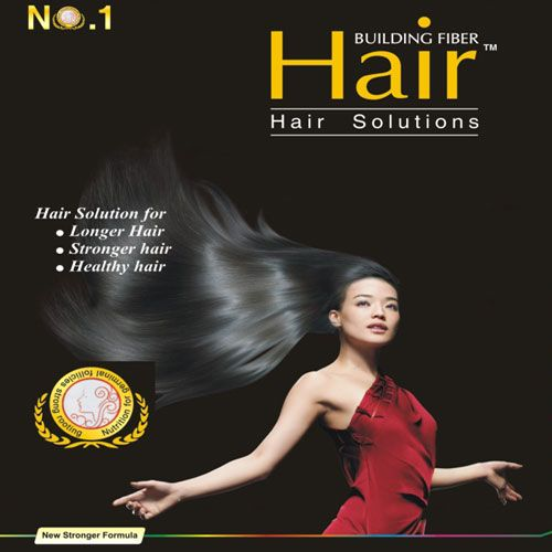 Hair Building Fiber  Hair Building Fiber:  This product is made of all natural organic keratin protein, the same protein that hair is made of.Its the secret weapon used by millions of men and women around the world for deep nourishing the hair roots and hair follicles,helping to reduce excessive hair fall and strengthing the hair.