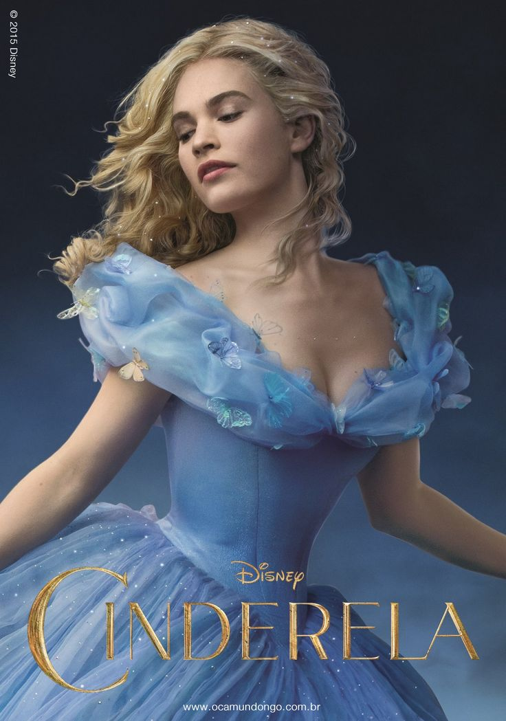 Mix of Colors and Patterns: Filmes: Cinderela