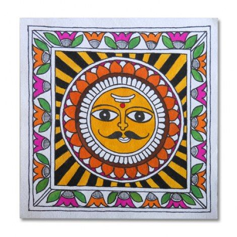 28 Best Images About Madhubani On Pinterest Folk Art