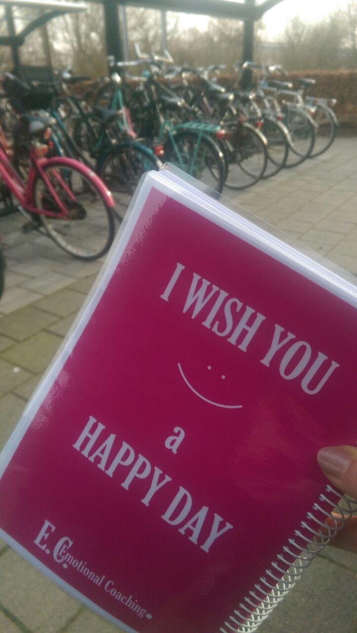 Chegamos à Holanda. Obrigada Coachee :) Lá vamos nós fazer Happy Days :)