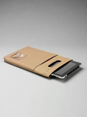 Unit Portables Unit 04 iPad Sleeve,