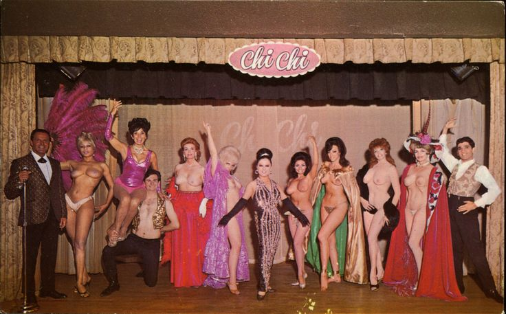 Miss Keiko Presents the Biggest! Best! Exotic Revue, Chi ...