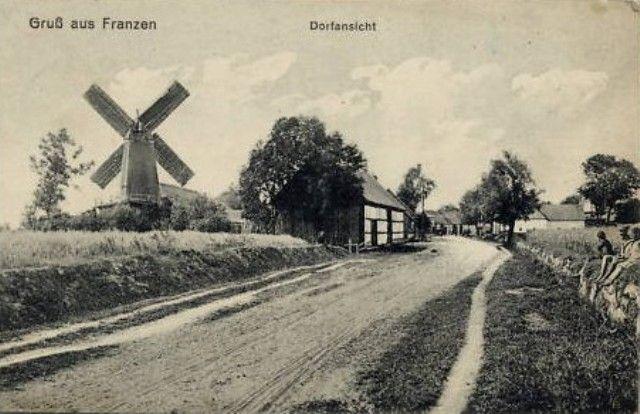 Wrząca / Franzen Kreis Schlawe