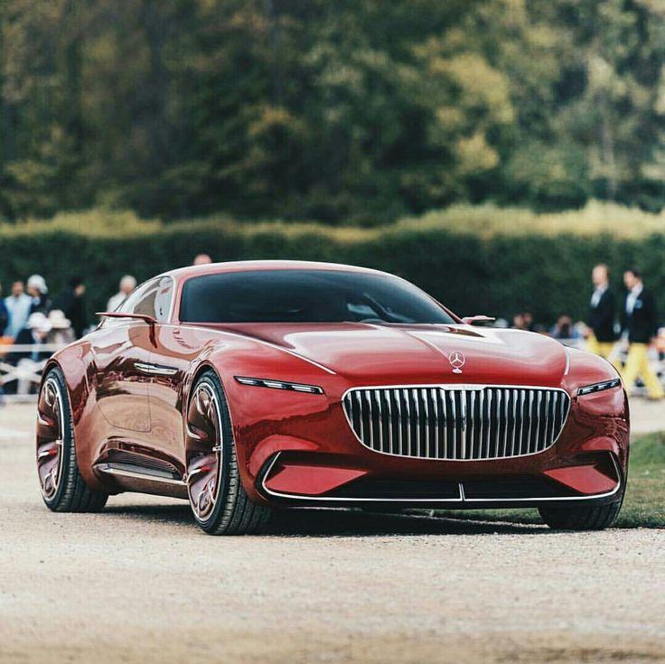 Mercedes Vision 6
