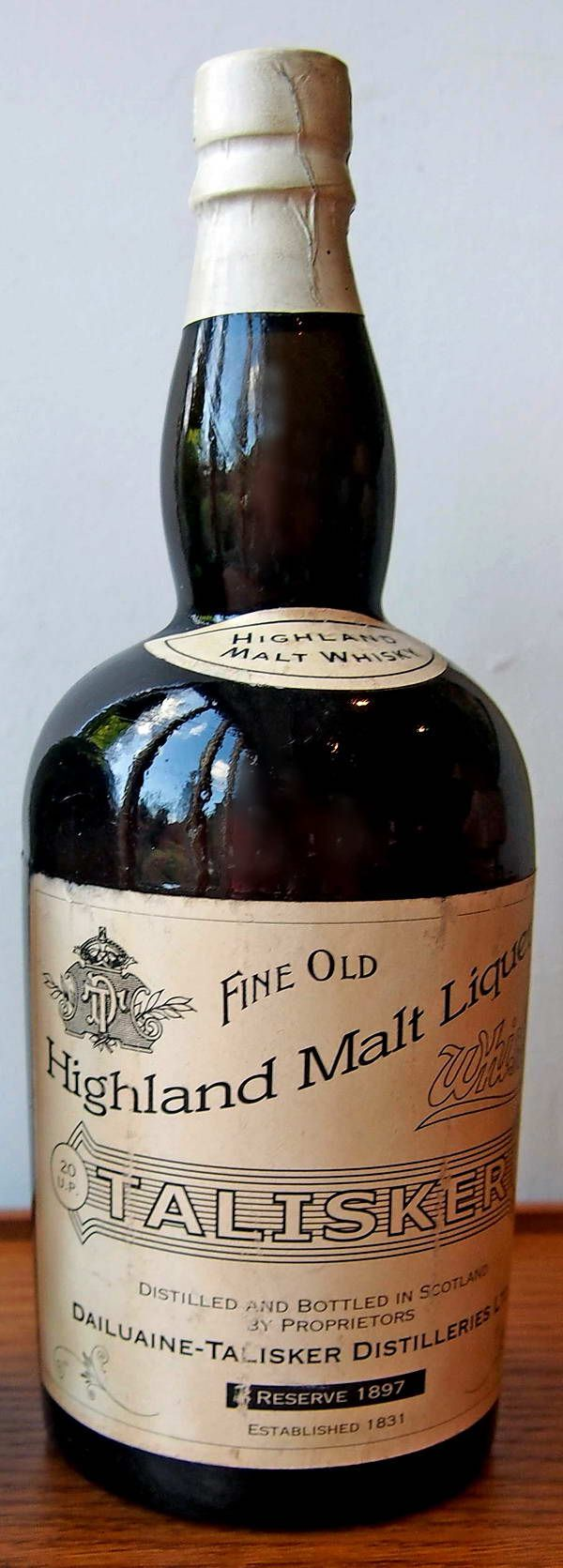 Vintage Scotch Whisky from Finest & Rarest