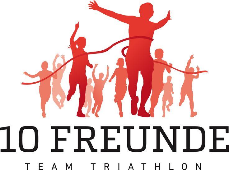 10 FREUNDE Firmen und Team Triathlon