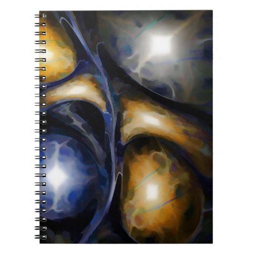 Blob Fractal Notebooks