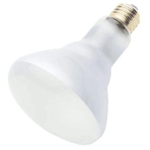Satco S7248 R30 Compact Fluorescent Bulb, 4100K, 15 Watt