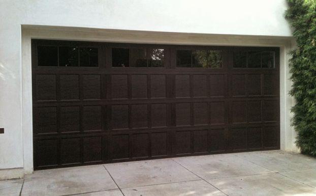22 best portes d 39 entr e r sidentielles images on pinterest for Garage door widths double