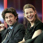 ellen pompeo and patrick dempsey tumblr | Patrick Dempsey and Ellen Pompeo will see some surgery fireworks in a ...