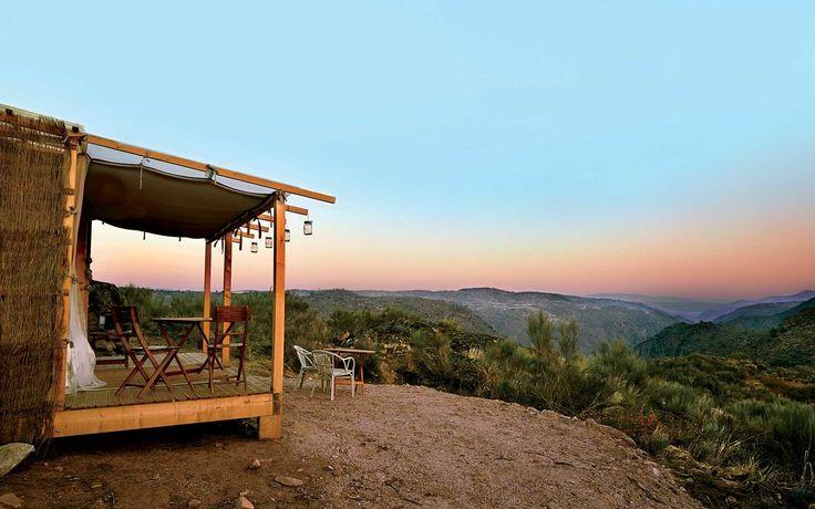 A Revolutionary Eco-Tourism Concept Comes to Portugal