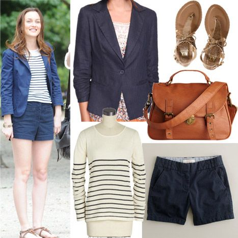 Outfit inspired by Meg Kelly from Monte Carlo, played by Leighton Meester
