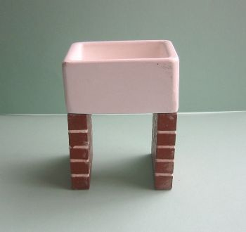 belfast sink brick - Google Search