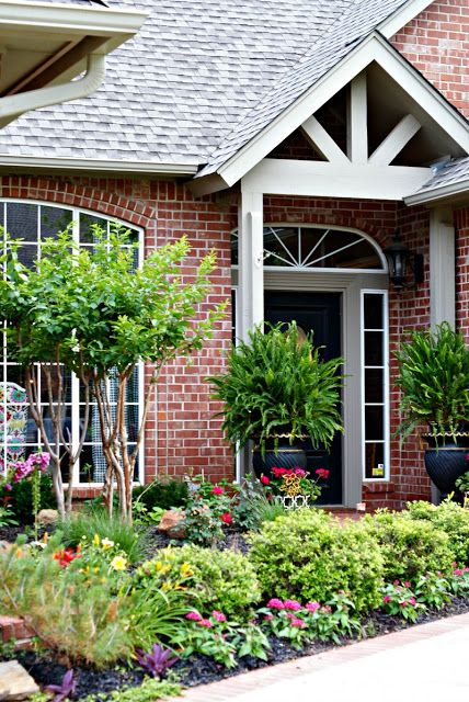 Flower bed landscaping ideas to make your home bloom with life.
