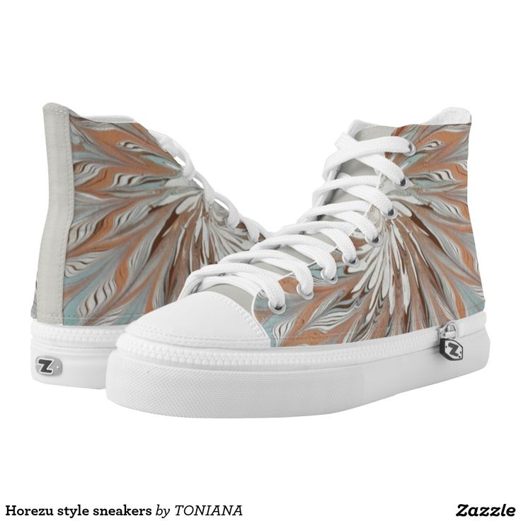 Horezu style sneakers