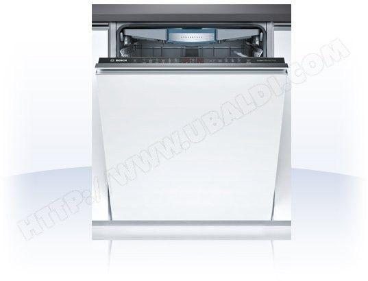 Lave vaisselle tout integrable 60 cm BOSCH SMV69U50EU 657€ A+ 39db 14 couverts