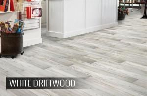 The Best Basement Flooring Options: Discover the best, trendiest and affordable options for your basement. Waterproof and water resistant flooring in everything from rubber to wood-look tile; there is something for everyone!