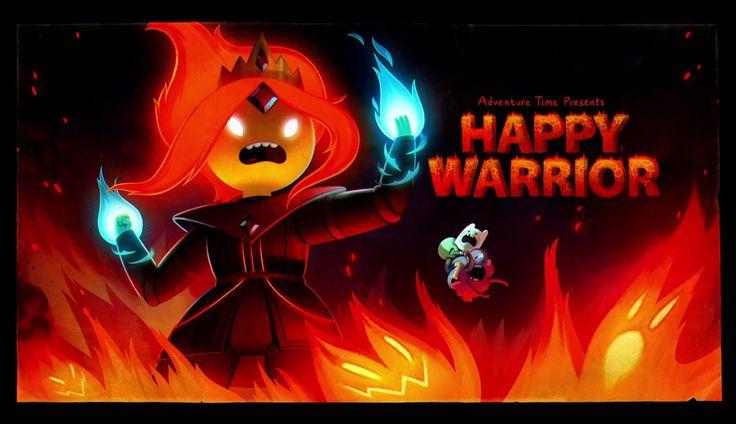 Happy Warrior   Adventure Time Wiki   FANDOM powered by Wikia