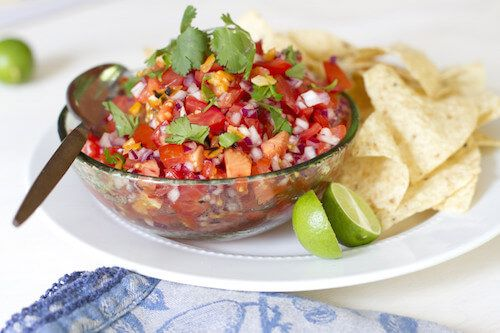 A scorching salsa with lots of Scotch bonnet flavor. As salsa peppers go, there are few more perfect than Scotch bonnet peppers. Their natural sweetness pairs very well with tangy lime and richtomatoes. And while many Scotch bonnet salsas often pair the chili with tropical fruits, this recipe keeps it simple. You get the true …